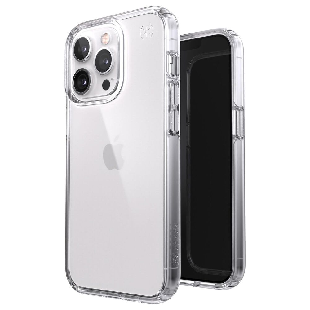 Speck Presidio Perfect Clear Case for iPhone 13 Pro in Clear, , large
