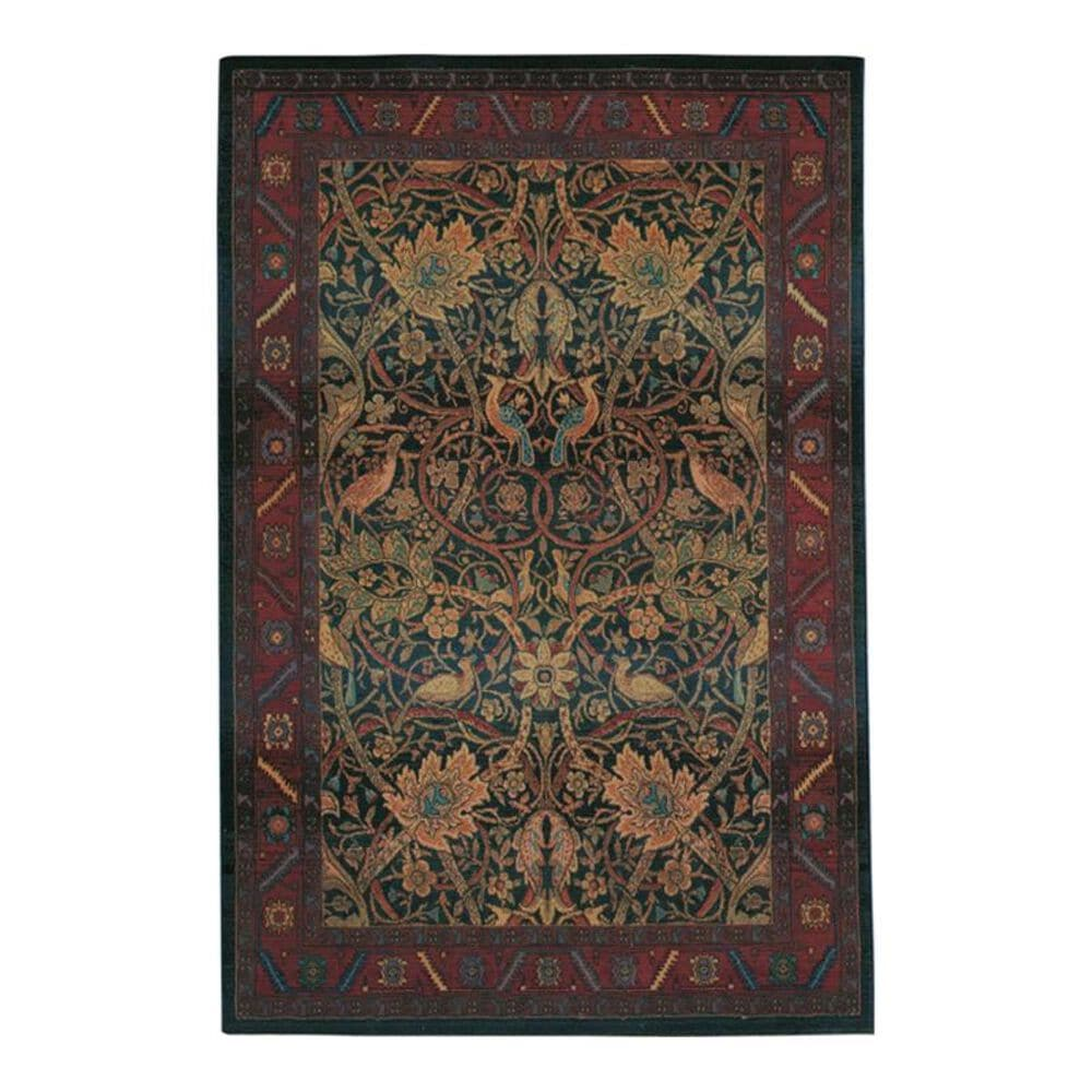 "Oriental Weavers Kharma 470X 5'3"" x 7'6"" Red Area Rug, , large"