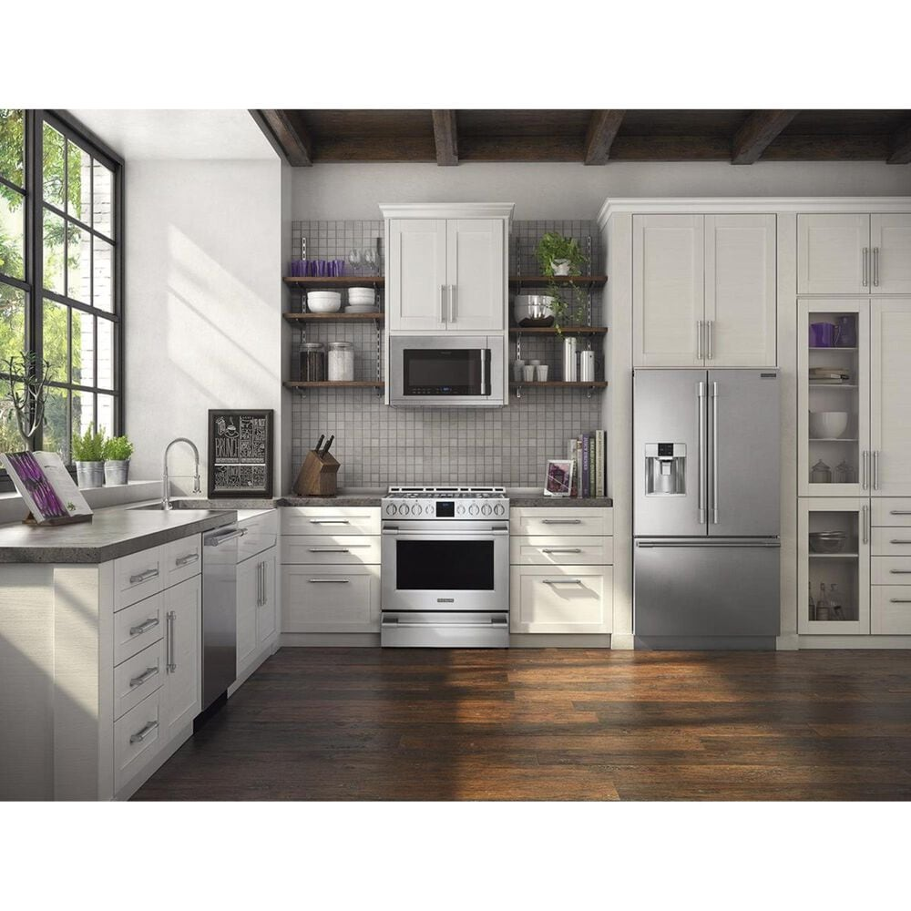 Frigidaire Professional 1.8 Cu. Ft. Over the Range Microwave, , large