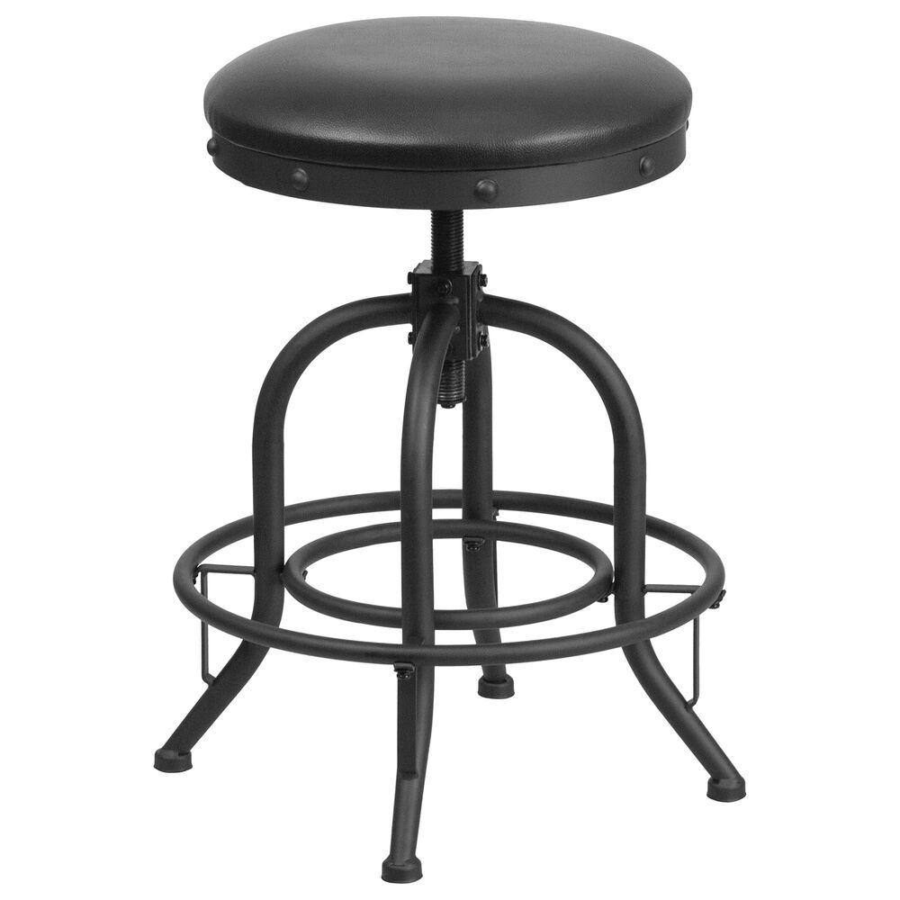 "Flash Furniture 24"" Counter Stool in Black, , large"