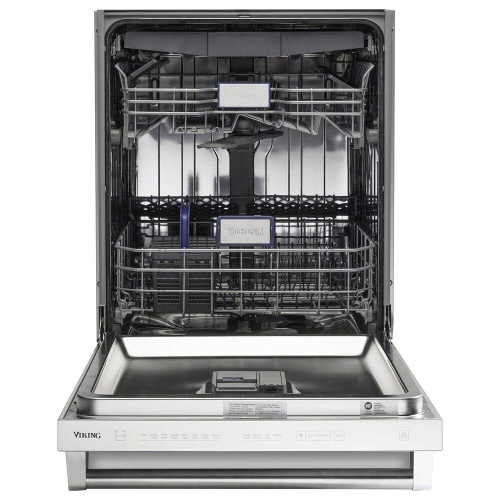 "Viking Range 24"" Built-In Custom Panel Dishwasher with Multi-Level Washing and Triple Filtration System, , large"