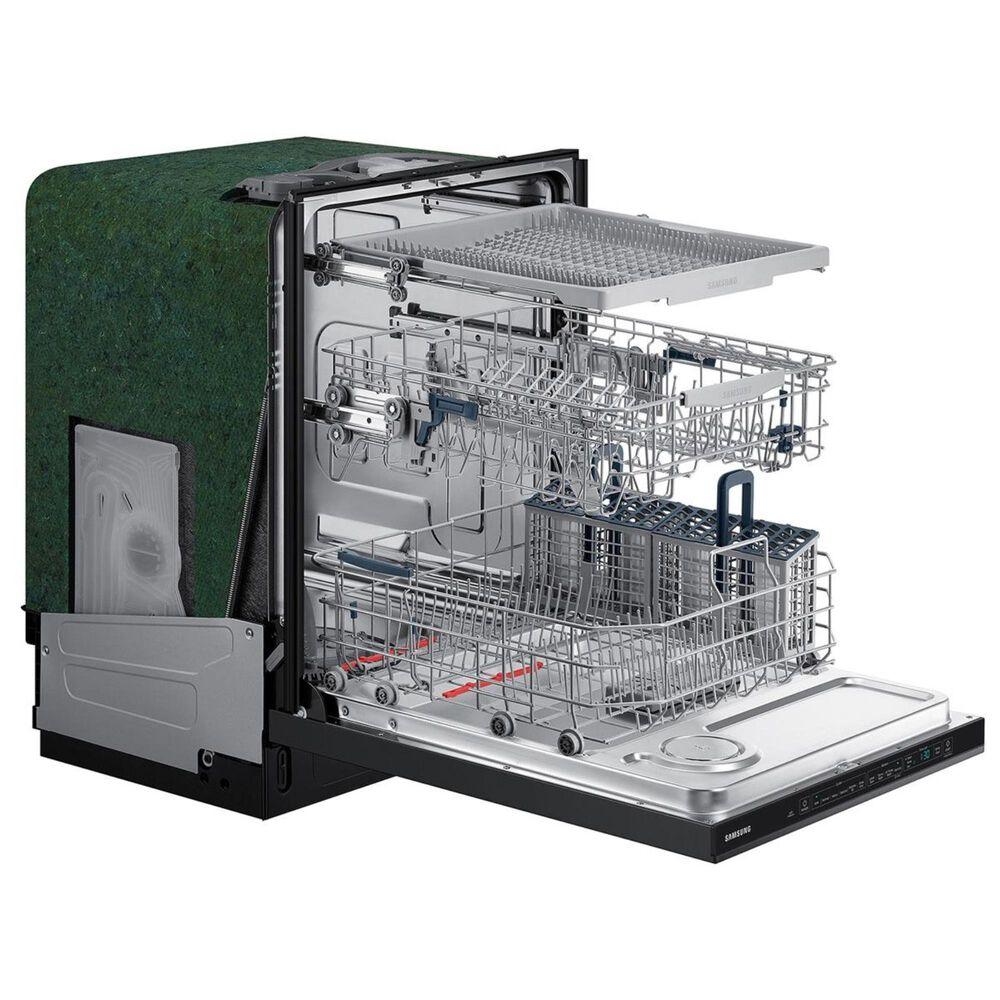 Samsung StormWash 48 dBA Dishwasher in Black Stainless Steel, , large