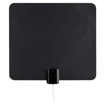 Audiovox Ultra-Thin Omni-Directional Amplified HDTV Indoor Antenna, , large