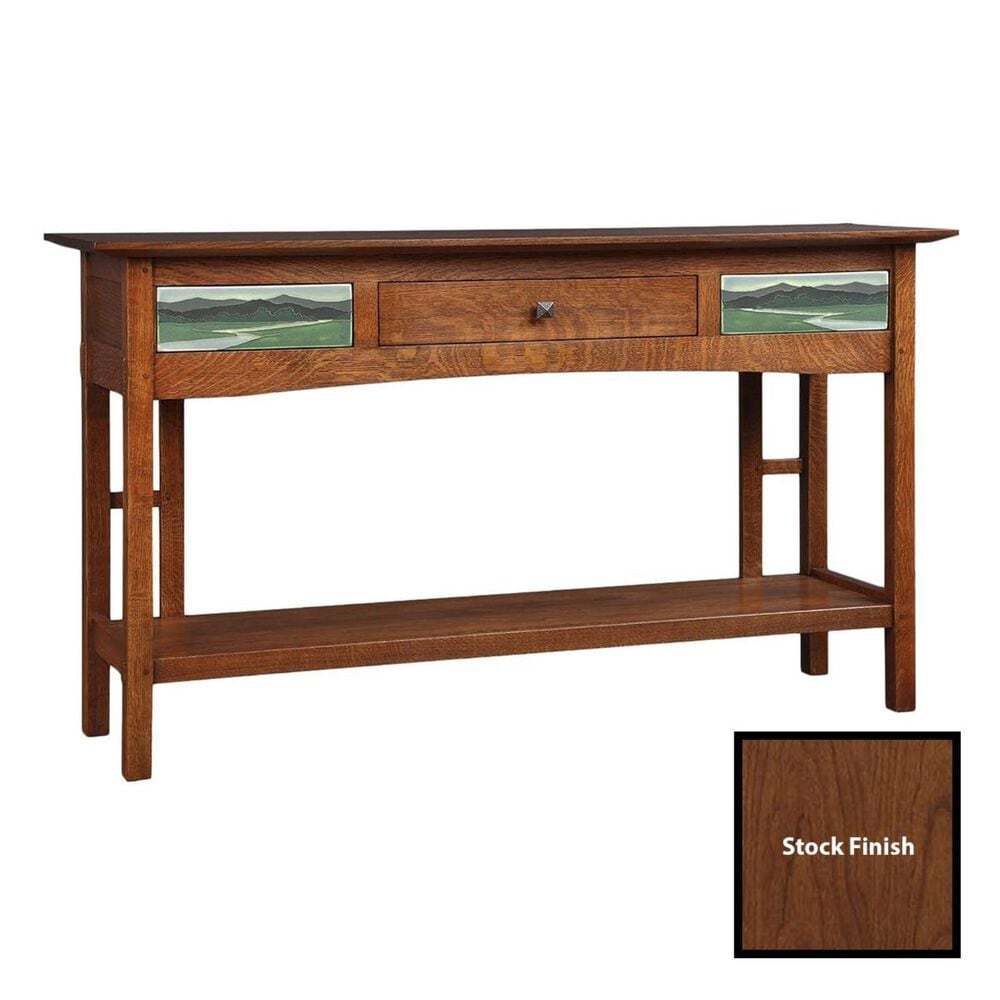 Stickley Furniture 2019 Collector Edition Console Table in Pasadena, , large