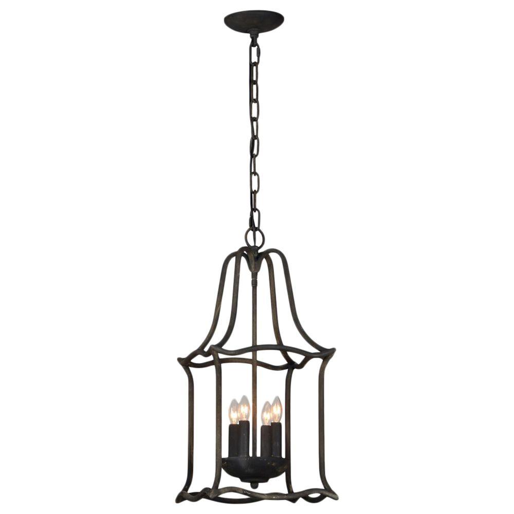 Southern Lighting Martha Pendant in Black, , large