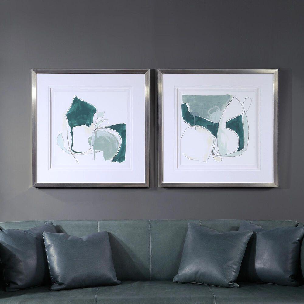Uttermost Idlewild Framed Prints (Set of 2), , large