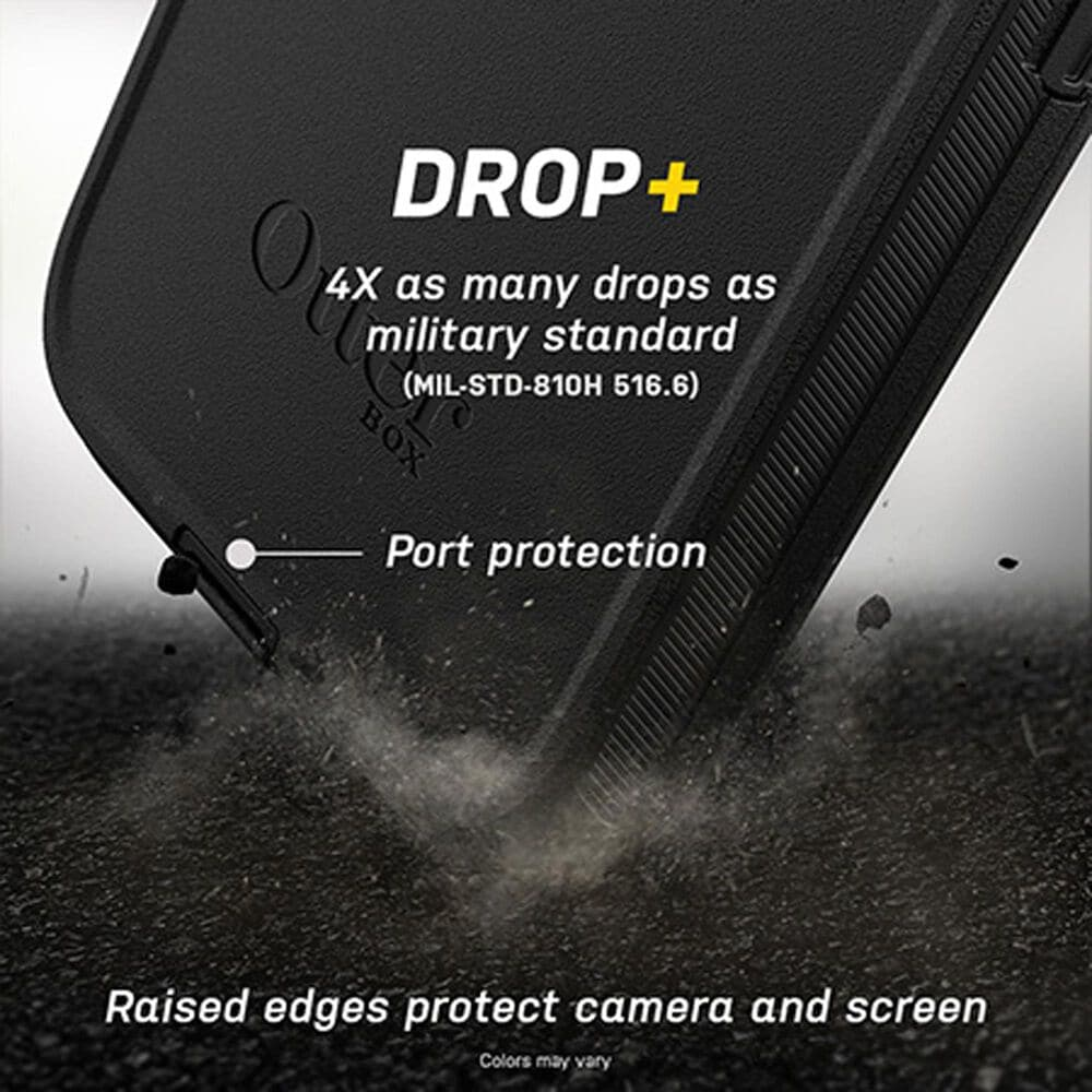 Otterbox Defender Series Case for Galaxy S21+ 5G in Black, , large