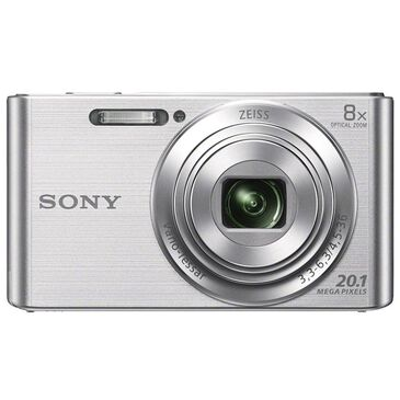 Sony Cyber-shot Digital Camera W830 Silver, , large