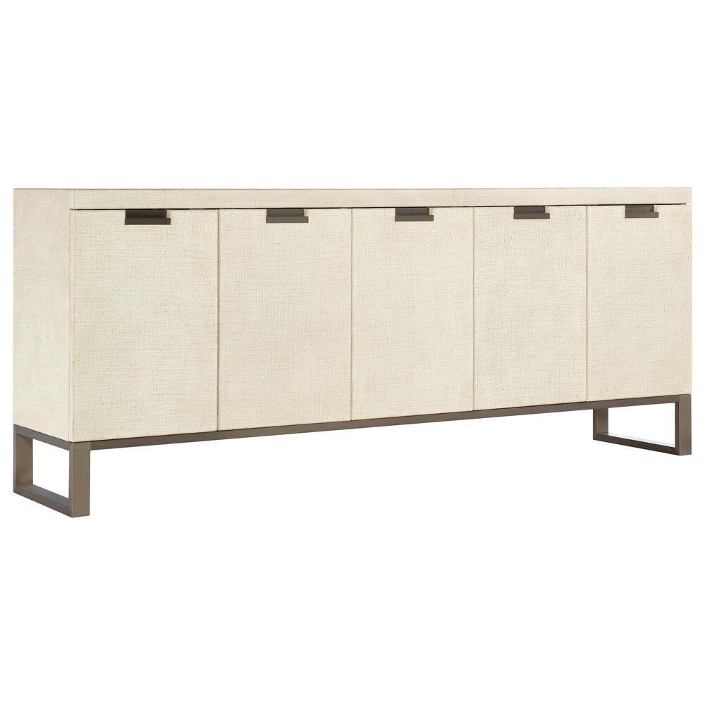 Hooker Furniture Cascade Server in Champagne, Cream and Tan, , large