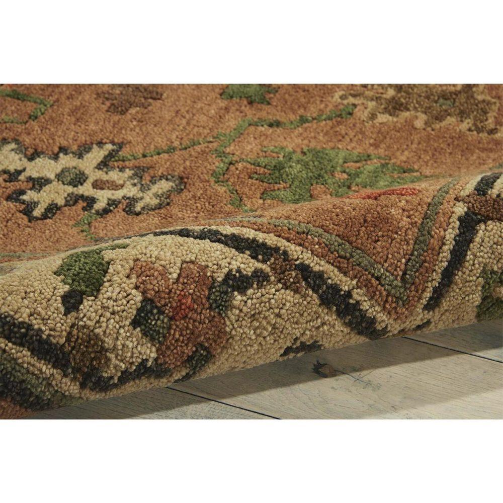"Nourison Tahoe TA05 3'9"" x 5'9"" Copper Area Rug, , large"