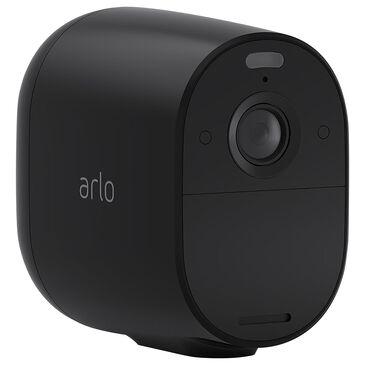 Arlo Arlo Essential Wireless Security Camera in Black, , large