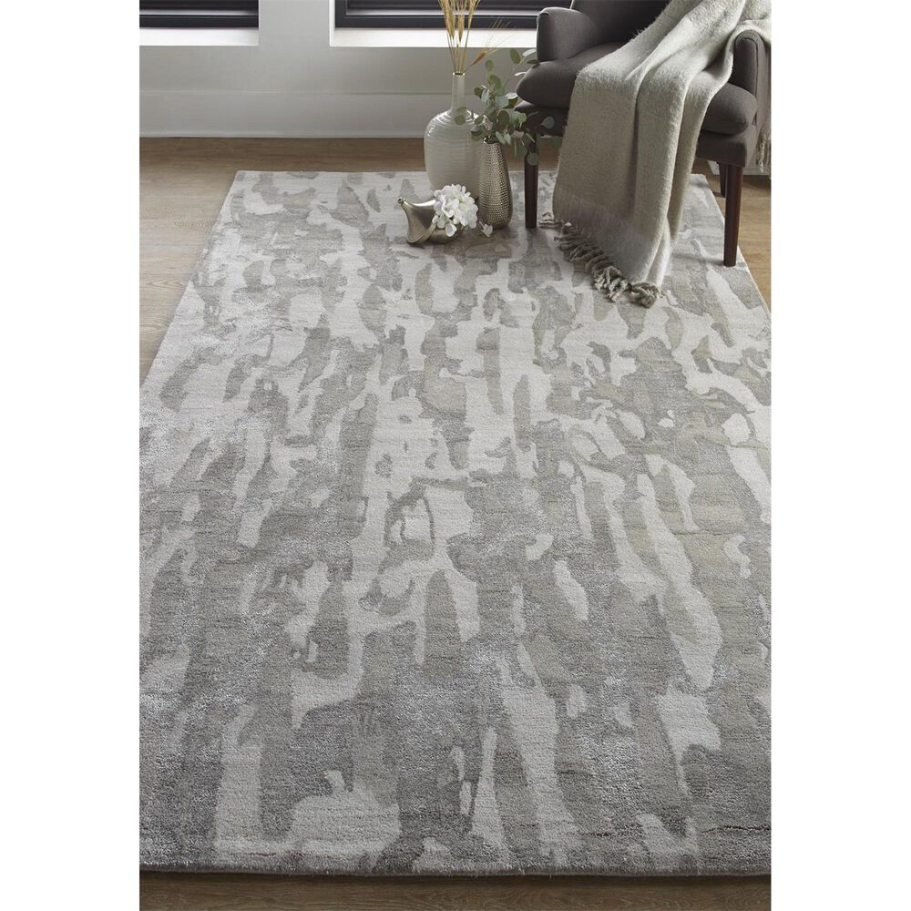 """Feizy Rugs Dryden 8786F 3'6"""" x 5'6"""" Ivory Area Rug, , large"""