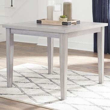 Signature Design by Ashley Loratti Dining Table in Natural Wood, , large