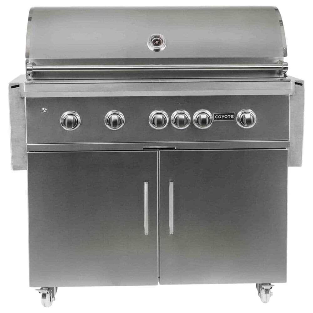 Coyote Outdoor 42'' S-Series Liquid Propane Grill in Stainless Steel, , large