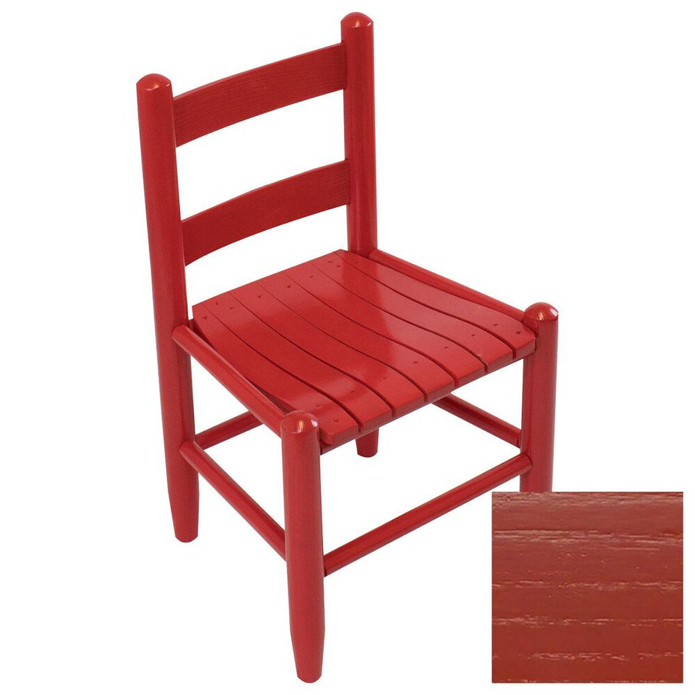 Other Asheville Childs Chair in Sienna Red, , large