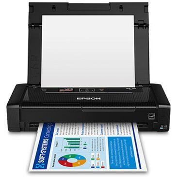 Epson WorkForce 110 Wireless Inkjet Printer , , large