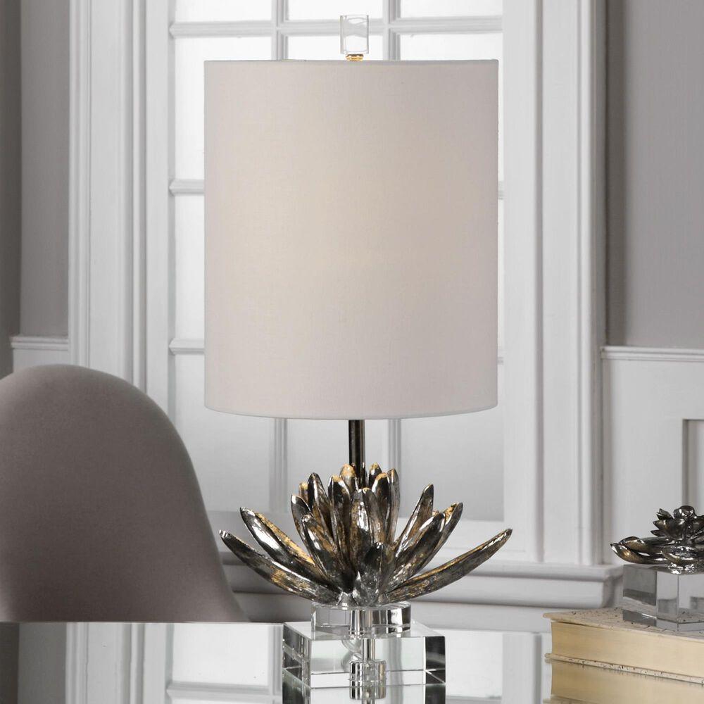 Uttermost Lotus Accent Lamp, , large