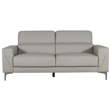 Global Furniture USA Sofa in Light Gray, , large