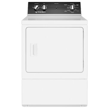 Speed Queen 7.0 Cu. Ft. DR5003WG Gas Dryer in White, , large
