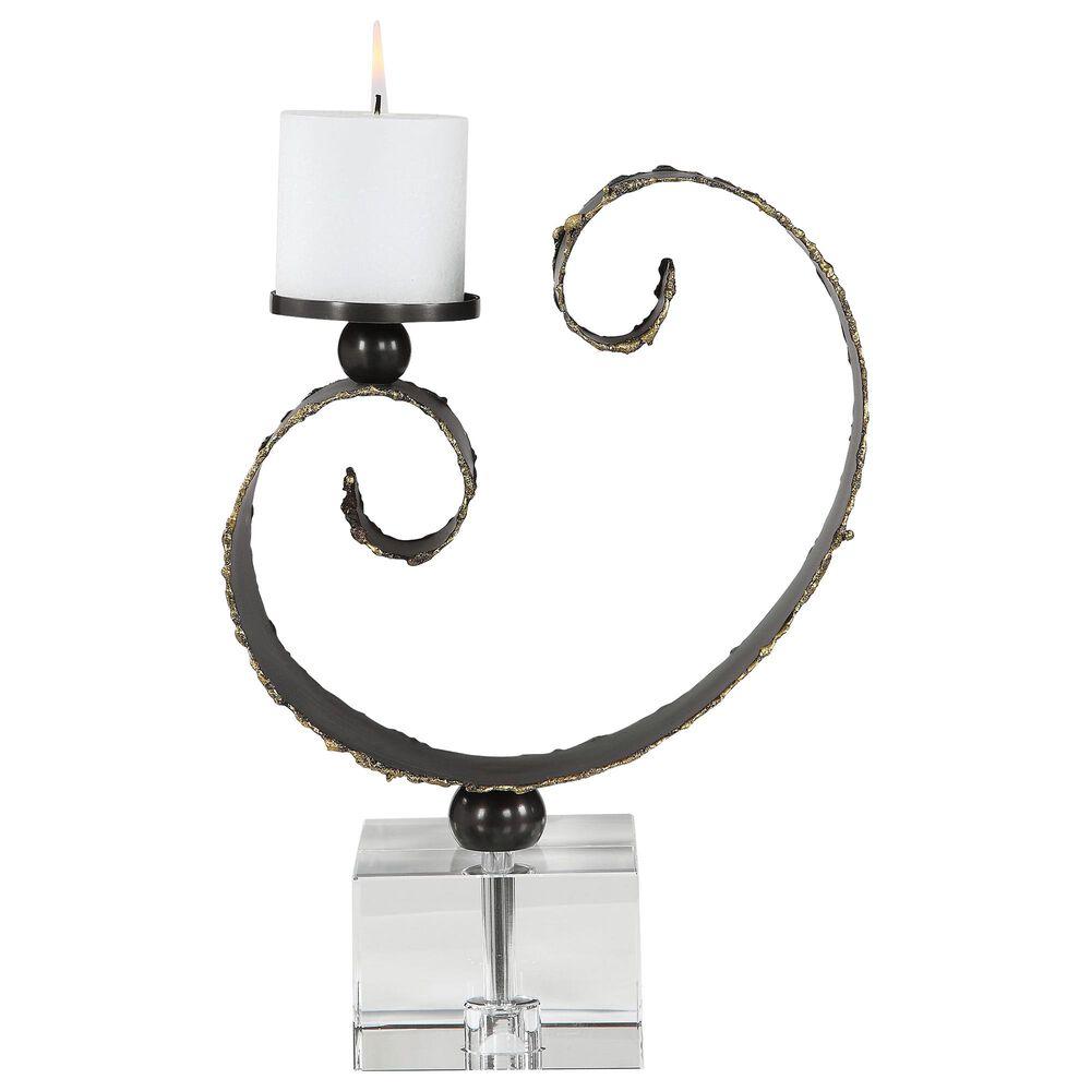Uttermost Yarina Candleholder, , large