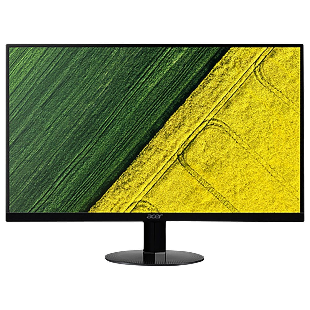 "Acer 27"" Class Full HD LED Monitor in Black, , large"