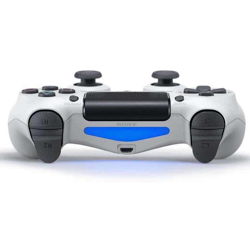 Sony Playstation 4 Dualshock 4 Controller - Version 2 - Glacier White , , large