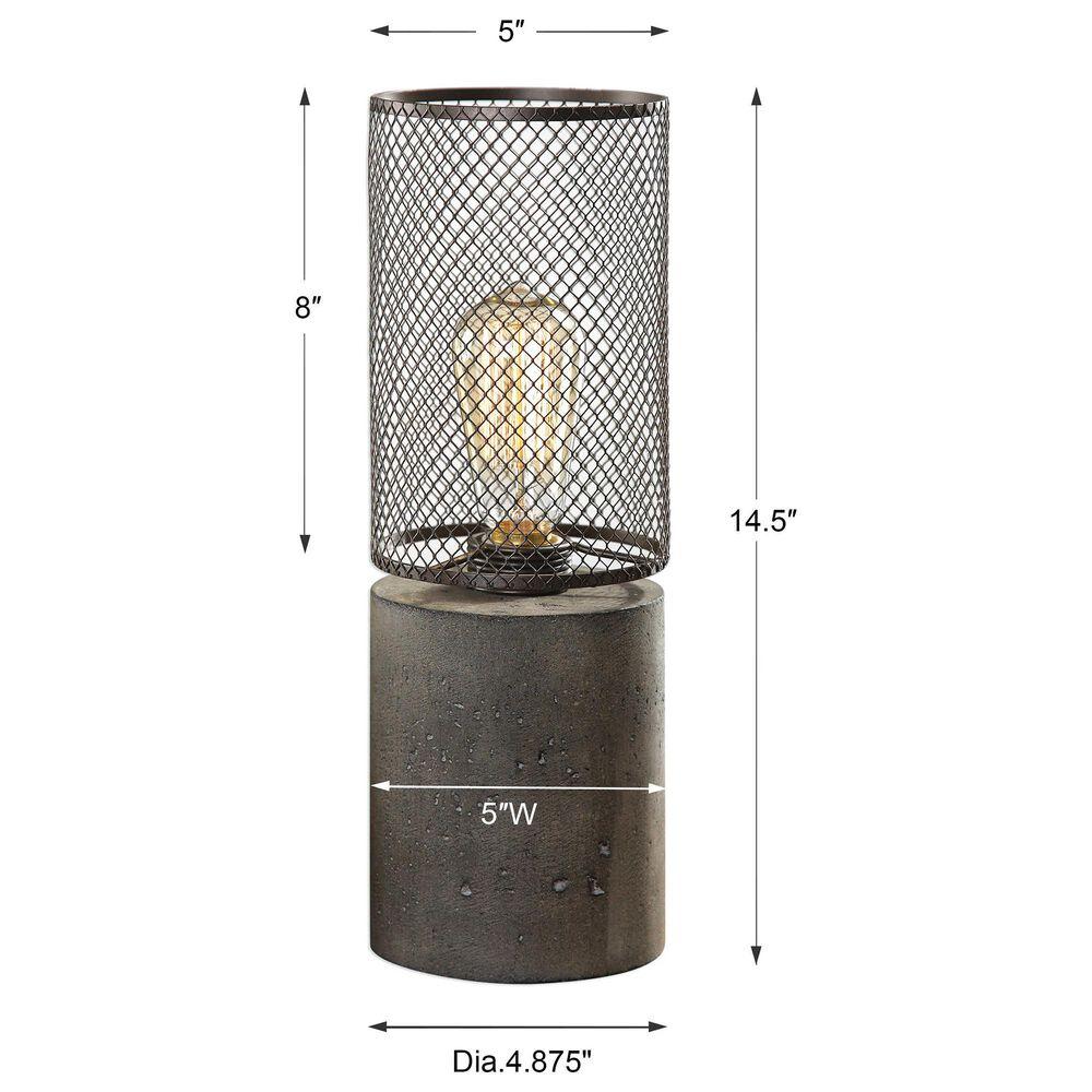 Uttermost Ledro Table Lamp, , large