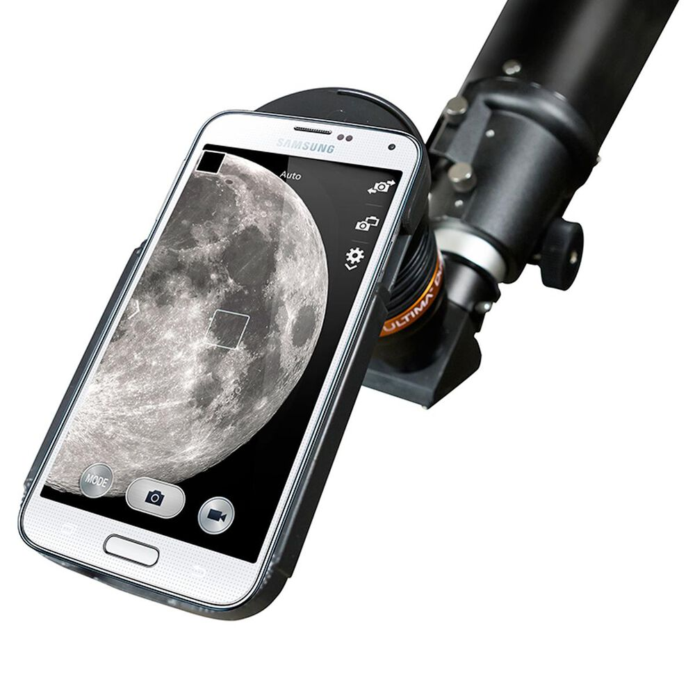 Celestron Ultima Duo TO Samsung Galaxy S5 Smartphone Adapter, , large