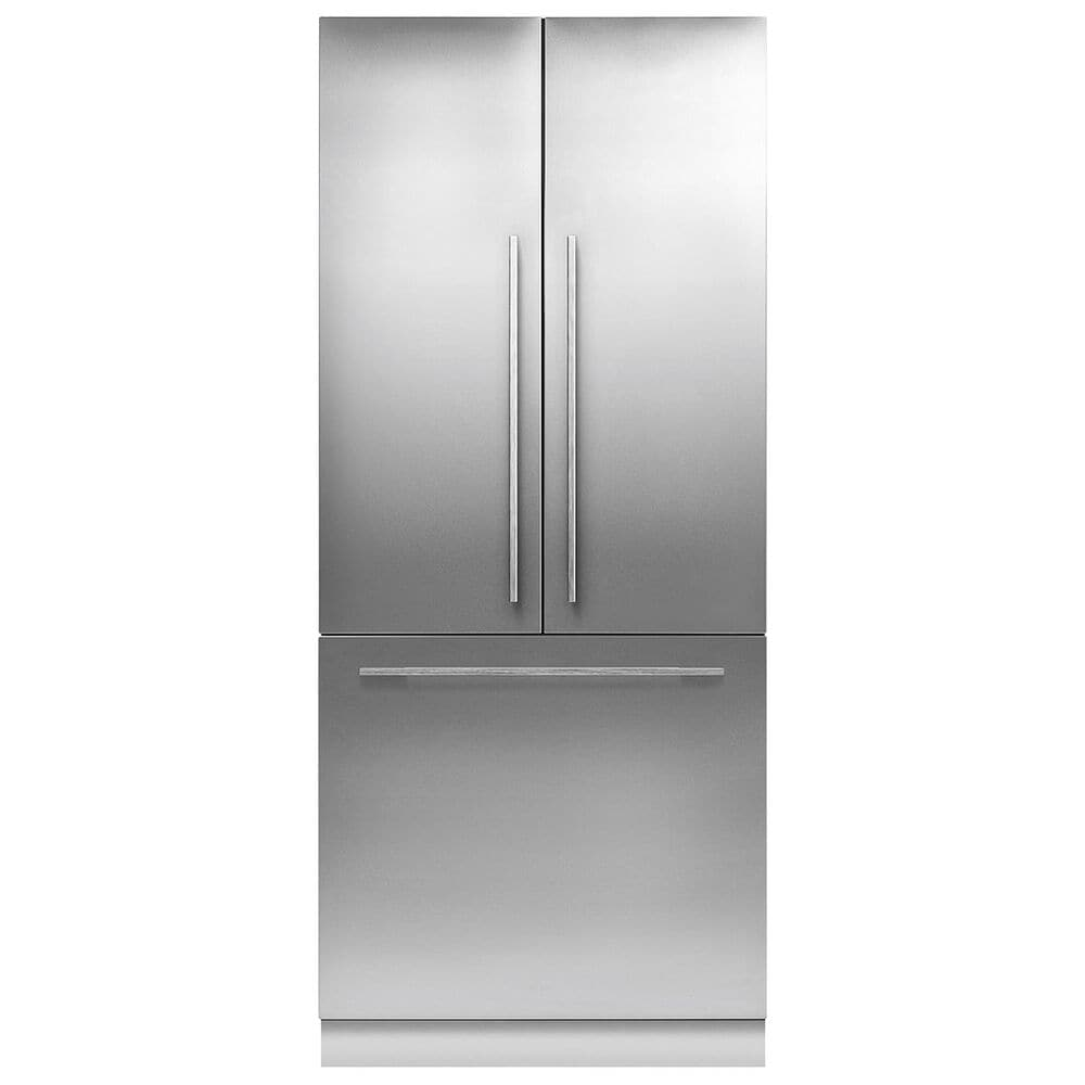 """Fisher and Paykel 84"""" Door Panel for French Door Refrigerator in Stainless Steel, , large"""