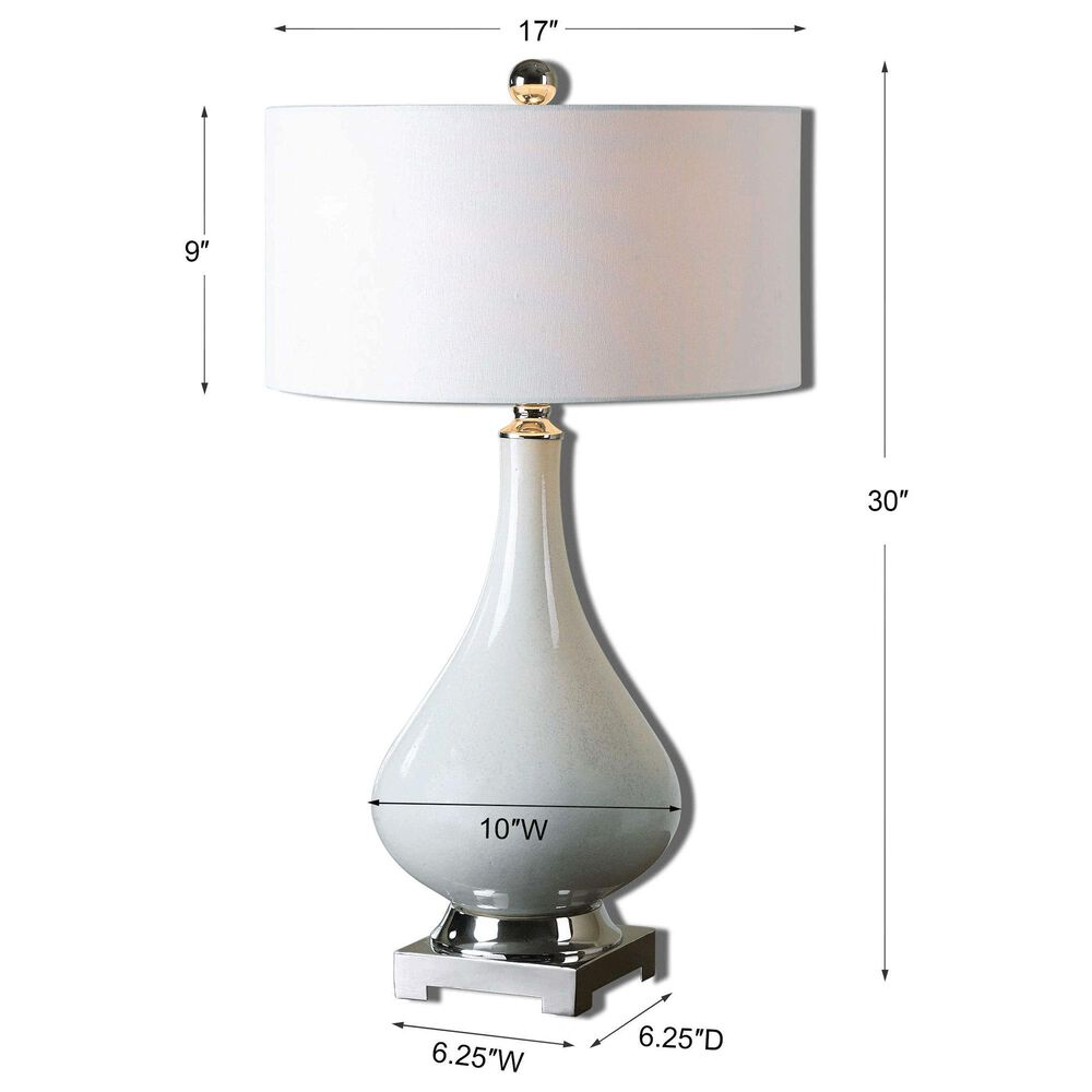 Uttermost Helton Table Lamp, , large