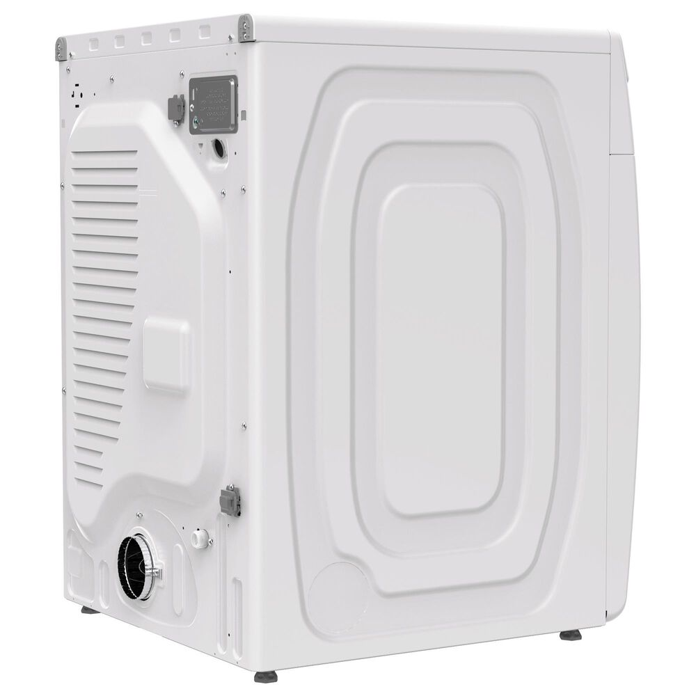 Samsung 4.5 Cu. Ft. Smart Dial Front Load Washer with 7.5 Cu. Ft. Gas Dryer and Stacking Kit in White, , large