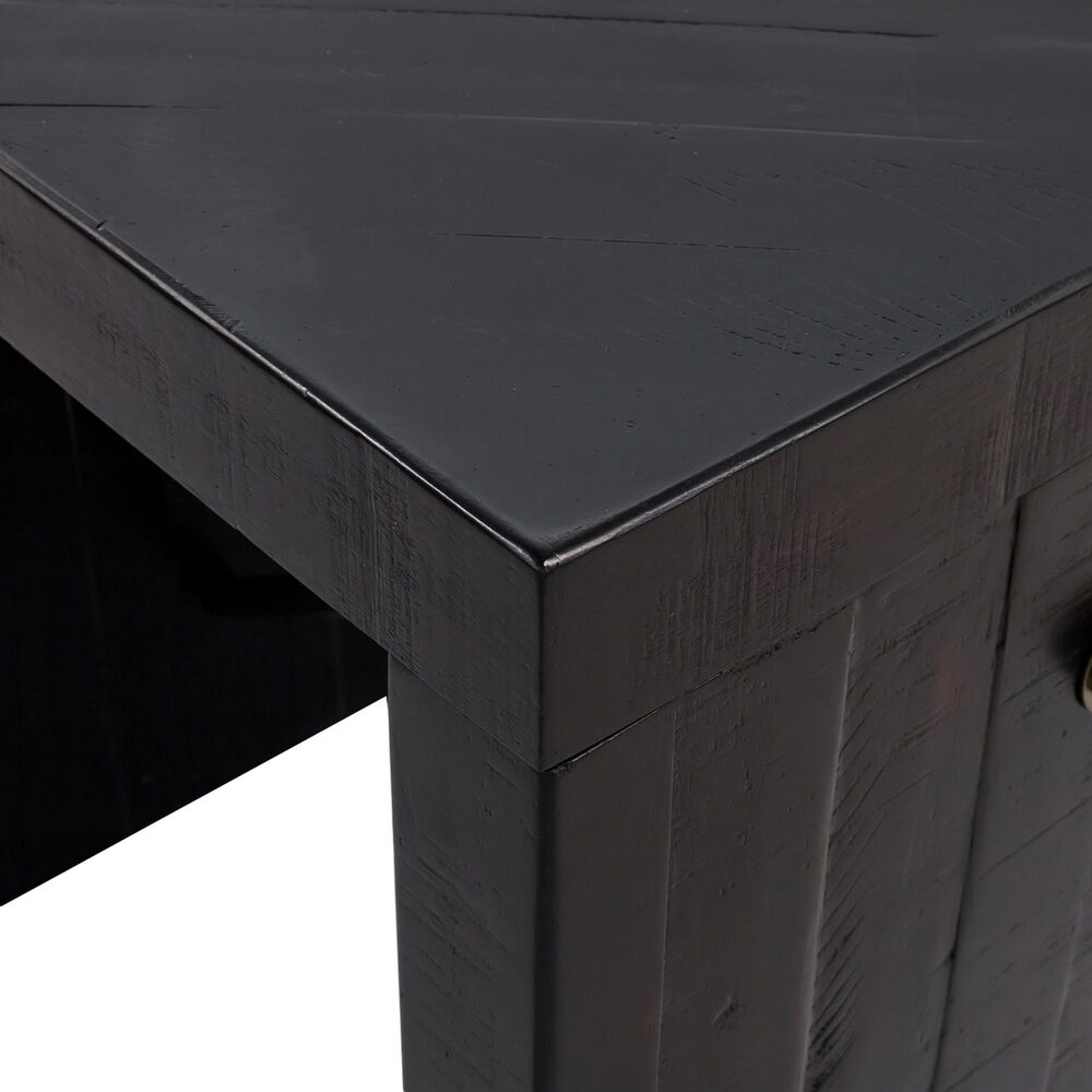Moe's Home Collection Sicily Side Table in Black, , large