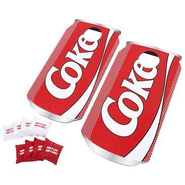 Timberlake Coca-Cola Cornhole Outdoor Set, , large