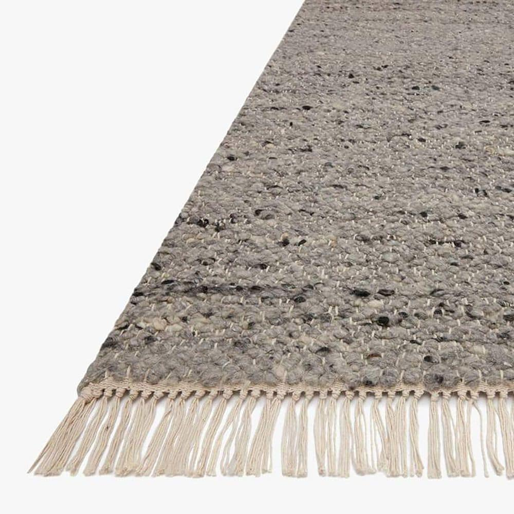 """Magnolia Home Hayes 9'3"""" x 13' Silver and Stone Area Rug, , large"""