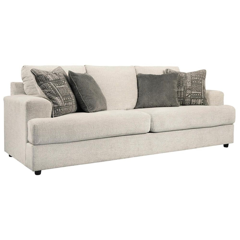 Signature Design by Ashley Soletren Queen Sofa Sleeper in Stone, , large