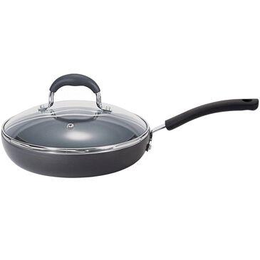 "T-Fal Ultimate 10"" Deep Saute Pan W/Lid , , large"