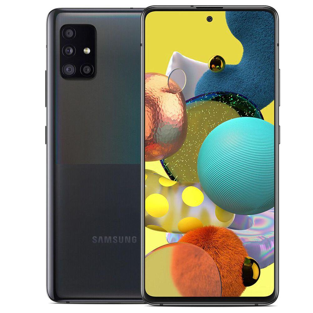 Samsung Galaxy A51 5G 128GB - Unlocked in Prism Cube Black, , large