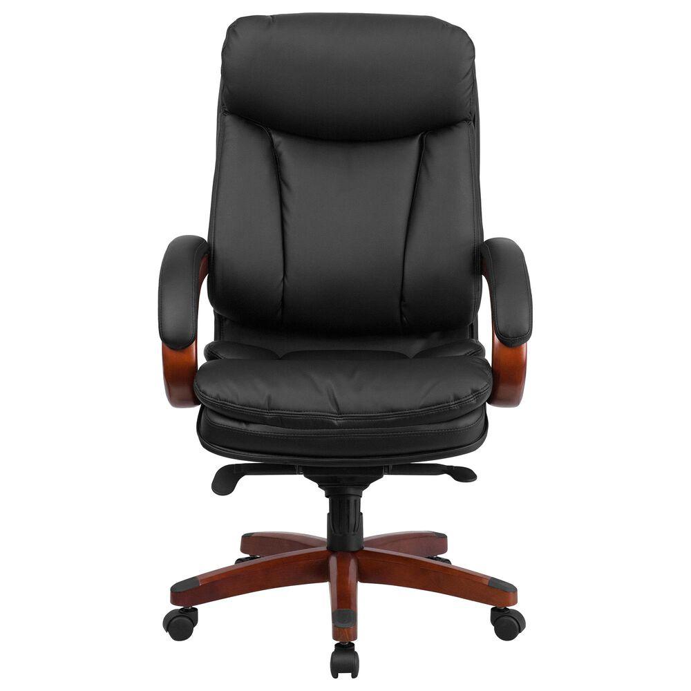 Flash Furniture Executive Swivel Chair in Black, , large