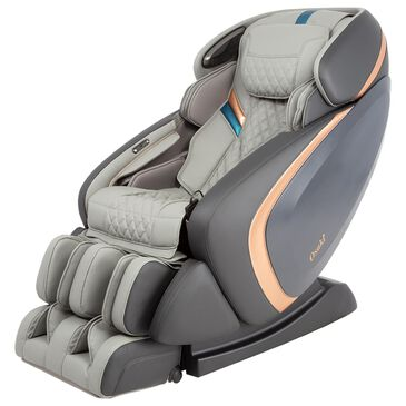 Osaki 3D Pro Admiral Massage Chair in Grey, , large