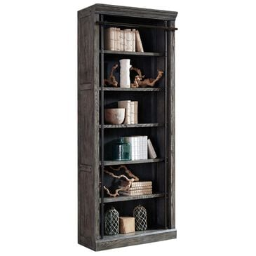 Wycliff Bay Avondale Bookcase in Rustic Grey, , large