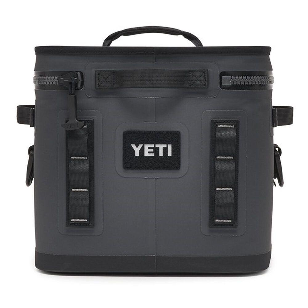 YETI Hopper Flip 12 Soft Cooler in Charcoal, , large