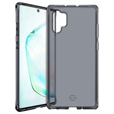 ITSkins Spectrum Clear Case For Samsung Galaxy Note 10 Plus in Smoke, , large