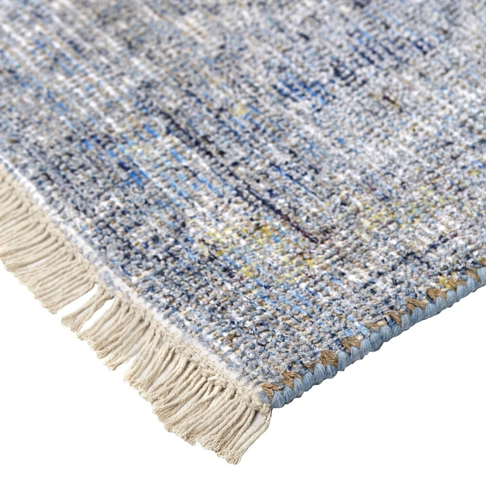 """Feizy Rugs Caldwell 3'6"""" x 5'6"""" Blue Area Rug, , large"""