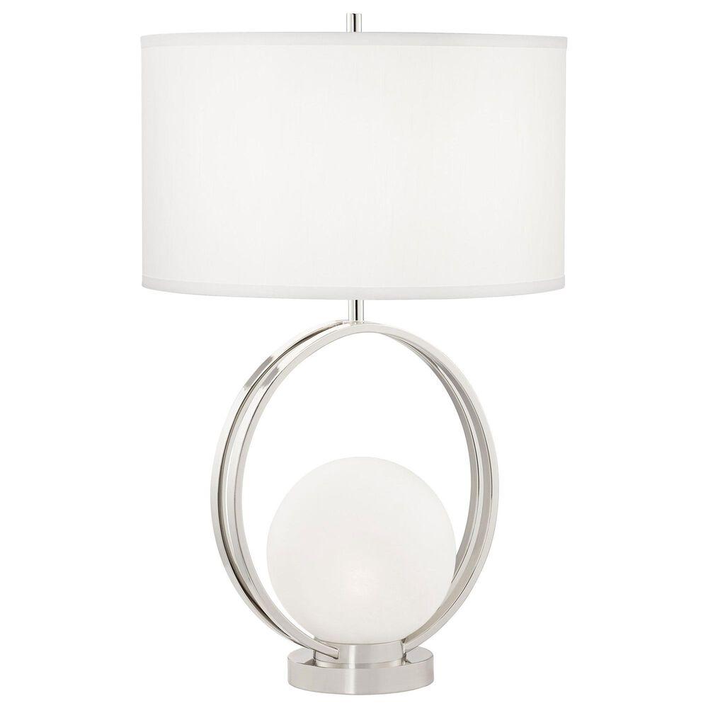 Pacific Coast Lighting Matilda Table Lamp in Polished Nickel, , large