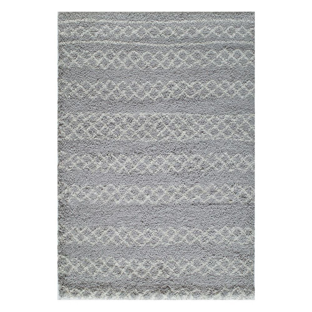 Momeni Maya MAY-3 2' x 3' Grey Scatter Rug, , large