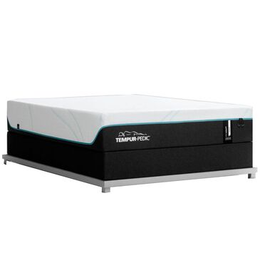 Tempur-Pedic TEMPUR-PROADAPT Medium Queen Mattress with High Profile Box Spring, , large