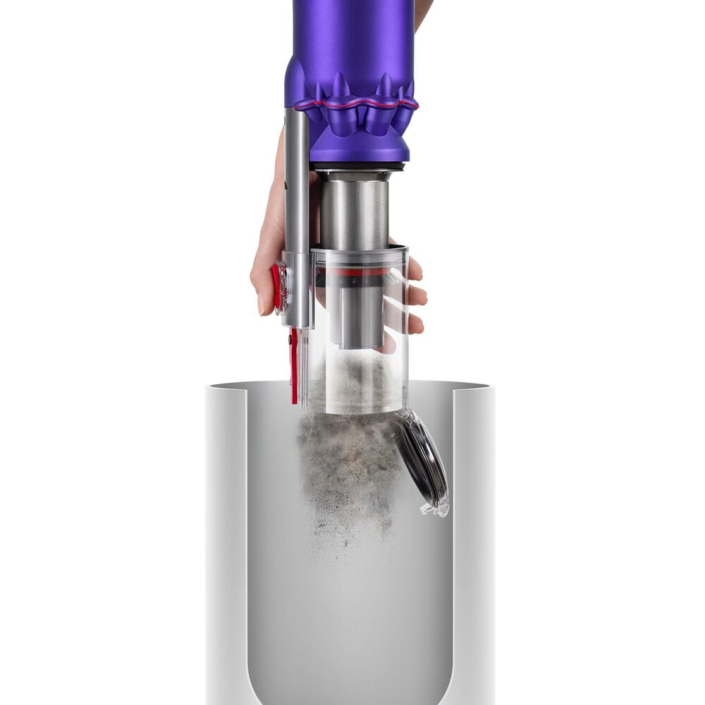 Dyson Omni-Glide Cordless Vacuum Cleaner in Purple/Nickel , , large