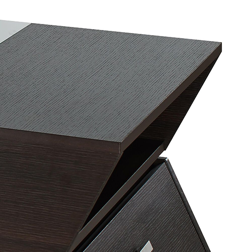 Furniture of America Richard Coffee Table in Espresso, , large