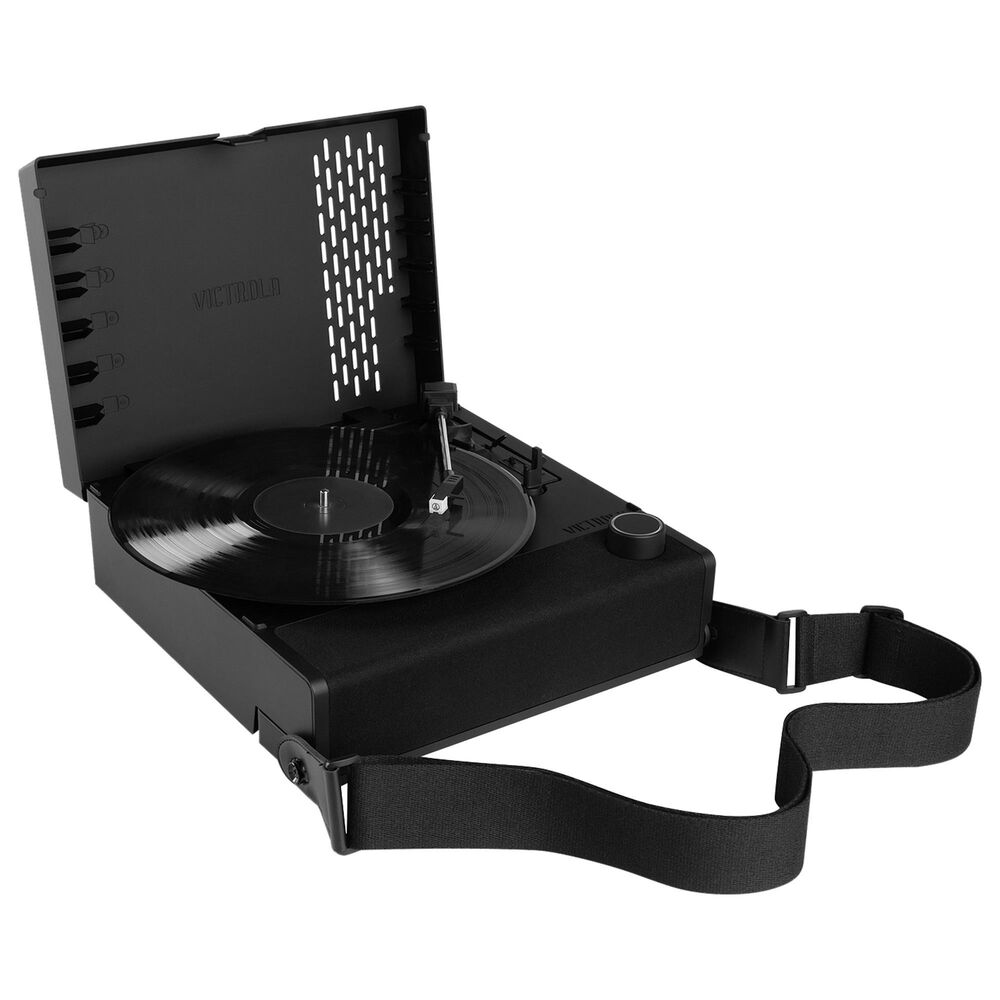 Victrola Revolution GO Portable Record Player, , large