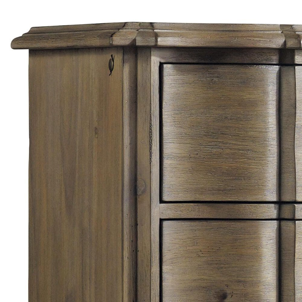 Hooker Furniture Corsica 3 Drawer Nightstand in Natural, , large